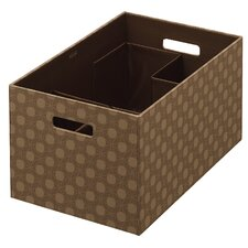 Chadwick Bento Storage Box with Flex Divider