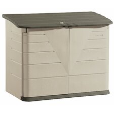 4.25ft. W x 2ft. D Storage Shed