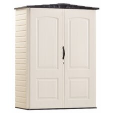 29.5in. W x 14.5in. D Storage Shed
