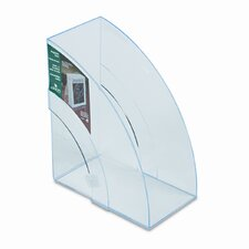 Optimizers Deluxe Plastic Magazine Rack