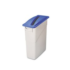 <strong>Rubbermaid</strong> Commercial Slim Jim Paper Recycling Top