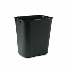 <strong>Rubbermaid</strong> 3.5-Gal. Deskside Wastebasket