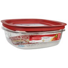 <strong>Rubbermaid</strong> 9 Cup Premier Square Food Storage Container