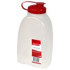 <strong>Rubbermaid</strong> 2 Quart Servin' Saver Bottle in Almond