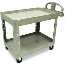 "26"" Commercial Heavy-Duty Utility Cart"