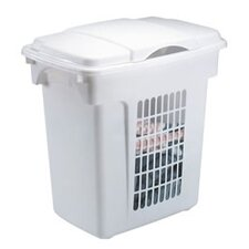 <strong>Rubbermaid</strong> Through Handle Laundry Hamper