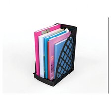 Universal Recycled Plastic Large Magazine File