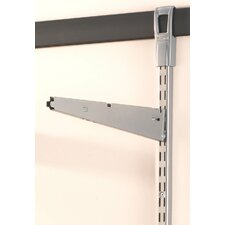 "<strong>Rubbermaid</strong> Fast Track 16"" Shelf Bracket"