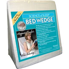 <strong>Hudson Medical</strong> Memory Foam Bed Wedge Pillow