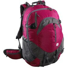 Short Hop Travel Pack in Red