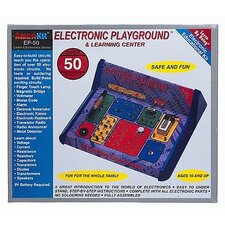 <strong>Elenco</strong> Electronic Playground & Learning Center Game