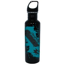 NHL 26 Oz Stainless Steel Water Bottle
