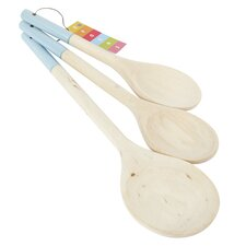 3 Piece Spoon Set