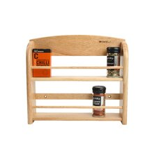 Scimitar 12 Jar Spice Wall Rack