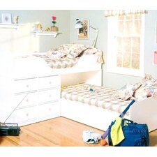 Sierra L-Shaped Captain Bed with Storage