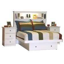 Sierra Full Storage Platform Bed