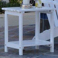 Rectangular Cedar Side Table