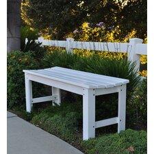 Wood Picnic Bench