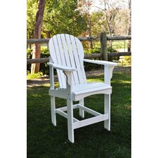 <strong>Shine Company Inc.</strong> Captiva Counter Height Adirondack Chair