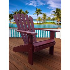 <strong>Shine Company Inc.</strong> Newport Oversized Adirondack Chair