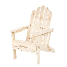 <strong>Shine Company Inc.</strong> Marina Folding Adirondack Chair
