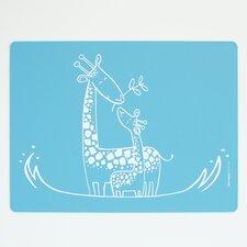Meal-Mat Giraffe Giggles Placemat