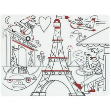 Paris Daydream Placemat