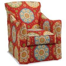 Ann Accent Glider Chair