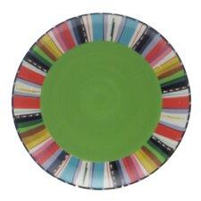 "Santa Fe by Nancy Green 14.75"" Round Platter"