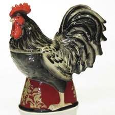 "Avignon Rooster 11"" 3-D Cookie Jar"