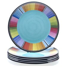 "Serape 11"" Dinner Plate (Set of 6)"