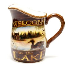Lakeside Lodge 2.75 Qt. Pitcher