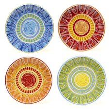 "Tapas 6.25"" Canape Plate (Set of 4)"