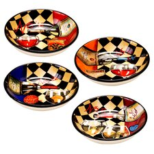 "Tasting Room 9.25"" Soup / Pasta Bowl (Set of 4)"