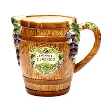 Wine Map 3.5 Qt. 3-D Pitcher