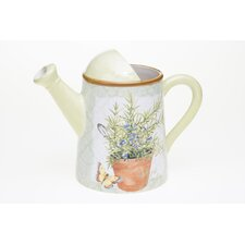 Herb Garden 2 Qt. 3-D Pitcher