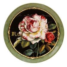 """Garden View 13"""" Round Platter"""