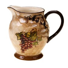 Tuscan View 2.75 Qt. Pitcher