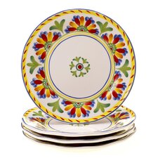 "Amalfi 10.75"" Dinner Plate (Set of 4)"