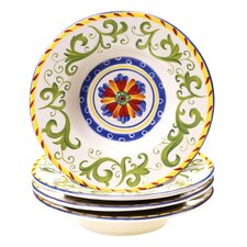 "Amalfi 9.75"" Soup Bowl (Set of 4)"