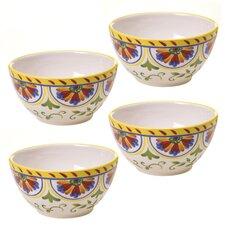 Amalfi Ice Cream Bowl (Set of 4)