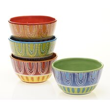 Tapas Ice Cream Bowl (Set of 4)