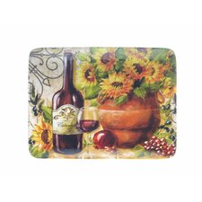 "Tuscan Sunflower by Tre Sorelle 16"" Rectangular Platter"