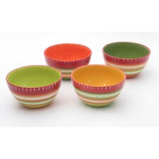 Hot Tamale Ice Cream Bowl (Set of 4)