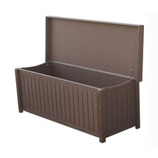 Brisbane 65 Gallon Manufactured Wood Outdoor Deck Box