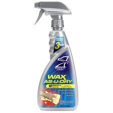 23 Oz. Wax As-U-Dry Car Wax