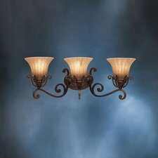 Cottage Grove 3 Light Wall Sconce