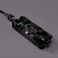 KCL Series I Under Cabinet Interconnect Wire Module in Black