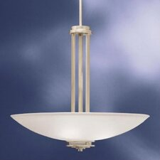 Hendrik 3 Light Inverted Pendant