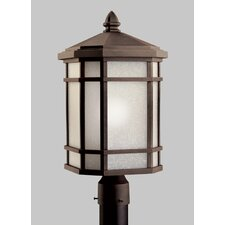 "84"" Outdoor Fluted Lantern Post"